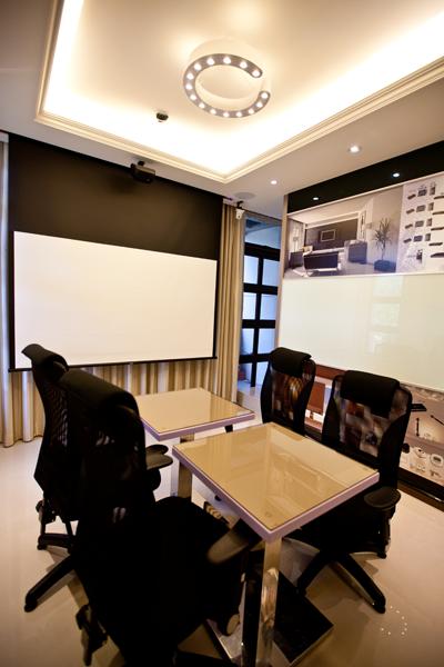 會議室展示